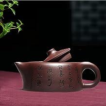 Yixing fioletowa glina czajniczek Skyline czajniczek mistrz surowa fioletowa glina czysta ręcznie fioletowa glina czajnicz...