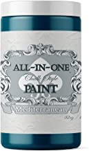 Mediterrean, Heritage Collection All In One Chalk Style Paint (NO WAX!) (32oz)