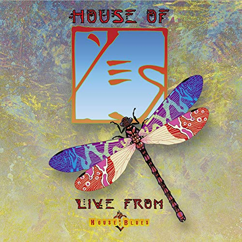 Yes - Live From The House Of Blues (3LP+2CD) [Vinyl LP]