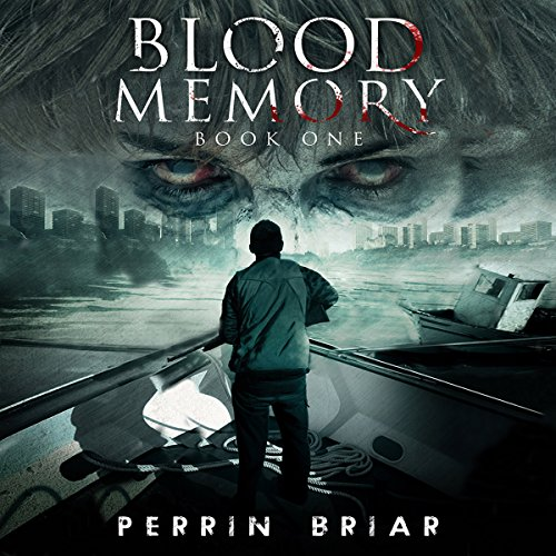 Blood Memory, Book 1 cover art