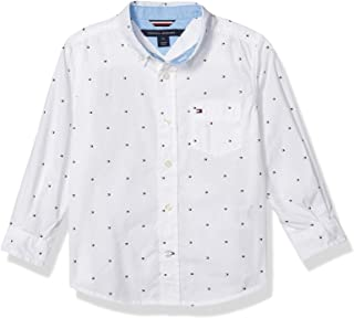 Boys' Ellison Long Sleeve Woven Shirt