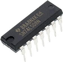 5PCS SN74LS08N 74LS08 TI IC GATE AND 4CH 2-INP 14-DIP NEW