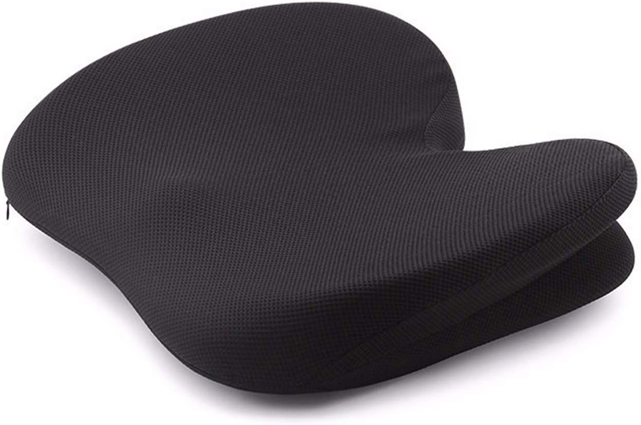 Double-Layer seat Cushion New product!! Office Chair Max 43% OFF Coccyx