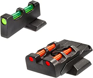 HIVIZ Sight Systems SWMPE21, Interchangeable Front & Rear Sight Set Smith & Wesson M&P