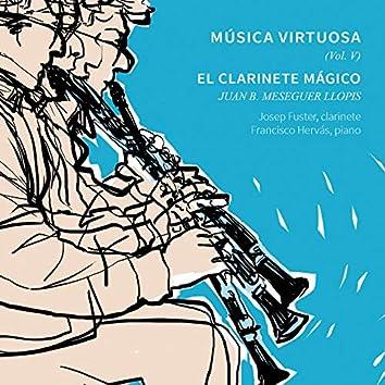 Música Virtuosa V - El Clarinete Mágico