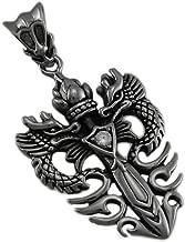 Starlinks Dragon Shield Totem Pendant for Protection