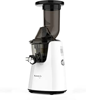 Kuvings Whole Slow Juicer Elite C7000W - Higher Nutrients and Vitamins, BPA-Free Components, Easy to Clean, Ultra Efficien...
