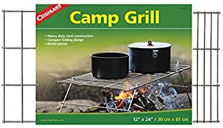 Camp Grill, Silver, Coghlans, 24 x 12
