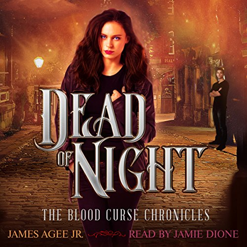Dead of Night audiobook cover art