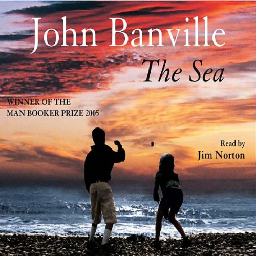 The Sea audiobook cover art
