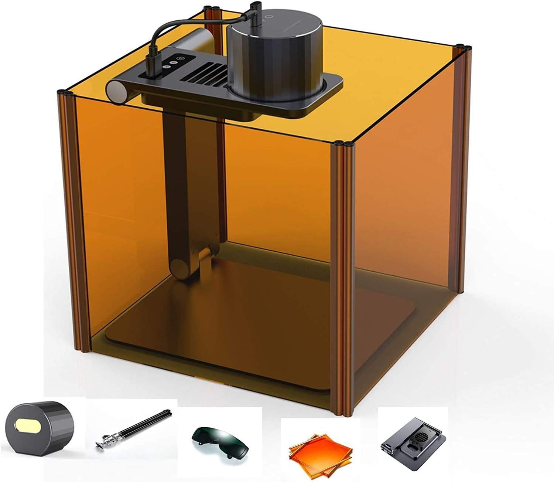 LaserPecker PROレーザー彫刻機 刻印機 DIY 加工機 レーザーカッター