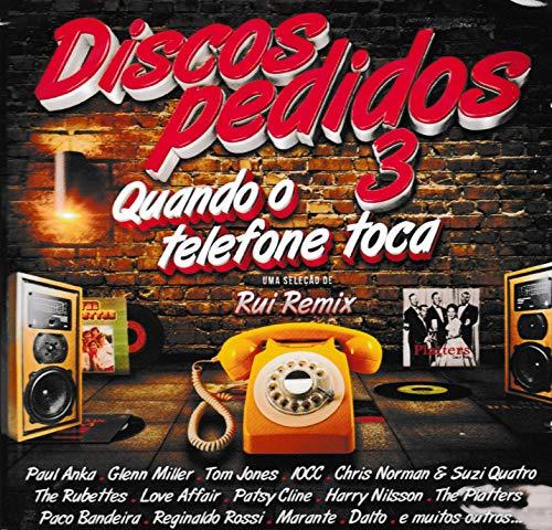Discos Pedidos 3 - Quando O Telefone Toca [CD] 2018