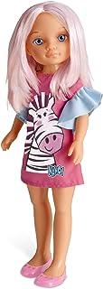 comprar comparacion Nancy - Un Día de Color, muñeca con el pelo rosa (Famosa 700015030)