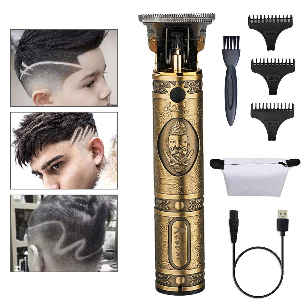 Hair Clippers Cordless Sales results No. 1 Haircutting Kit Trimm - High material Professional