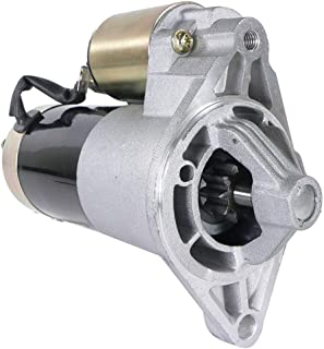 DB Electrical SMT0052 Starter For Jeep 4.0 4.0L Cherokee (87 88 89 90 91 92 93 94 95 96 97 98) 4.0L Grand Cherokee (93-98)...