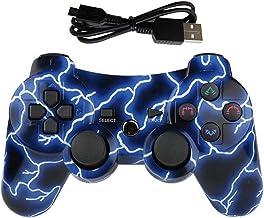 Mando PS3 Inalámbrico para PS3 Controller Bluetooth para Playstation 3 - Deep Blue