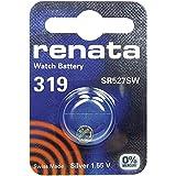 319 (SR527SW) Pila de Botón / Silver Oxide 1.55V / para Los Relojes, Linternas, Llaves del Coche, Calculadoras, Cámaras, etc / iCHOOSE