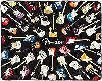 FENDER Electric Guitar THROW BLANKET 50 X 60 inches [並行輸入品]