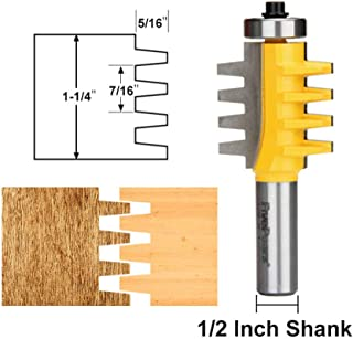 FivePears Finger Joint Router Bit with 1/2