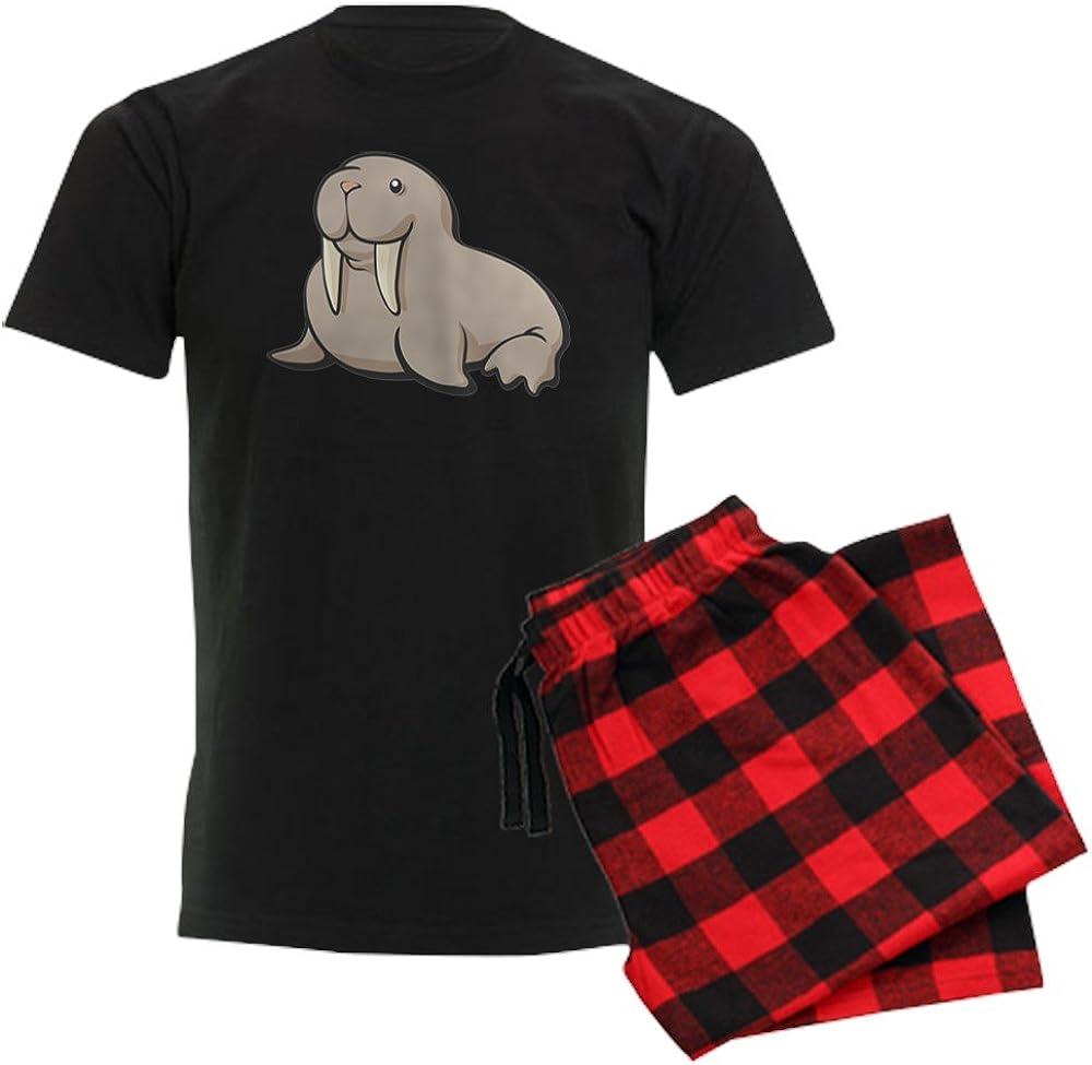 CafePress Cartoon Walrus Pajamas Pajama Set