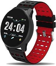 Smart health watch Bloeddruk Hartslag Sportmodus waterdicht Slimme armband Heren Dames fitness tracker band