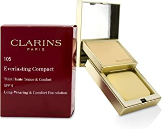 Clarins Everlasting Compact Foundation SPF 9, 105 Nude