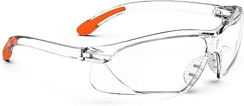 نظارات أمان، نظارات أمان مضادة للضباب على النظارات مع هيكل قابل للتعديل