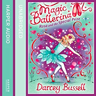 Magic Ballerina (10) - Rosa and the Special Prize cover art