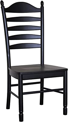 Amazon.com: International Concepts Magnolia silla de comedor ...