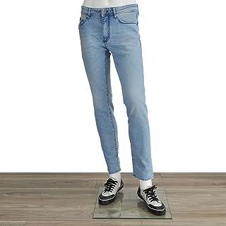 (ガス ジーンズ) GAS jeans ALBERT メンズ 微ストレッチジーンズ ウォッシュブルー [並行輸入品]