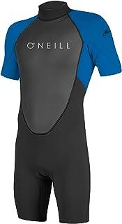 oneill wetsuits 男童青少年 Reactor II 2毫米 Back 拉链春潜水服