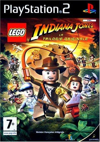 Lego Indiana Jones: La Trilogía Original [importación francesa]