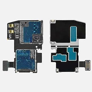 Generisk Micro SD SIM-kortfack fack hållare läsare flex kompatibel med Samsung Galaxy S4 Active i9295