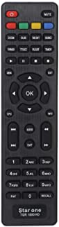 Remote Control Fro Tiger 1000 HD Receiver, Black