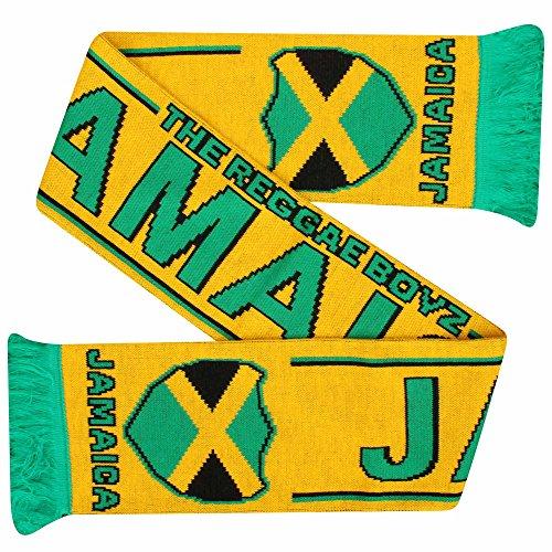 Jamaika Schal