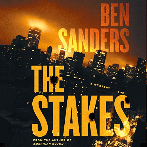The Stakes audiobook cover art