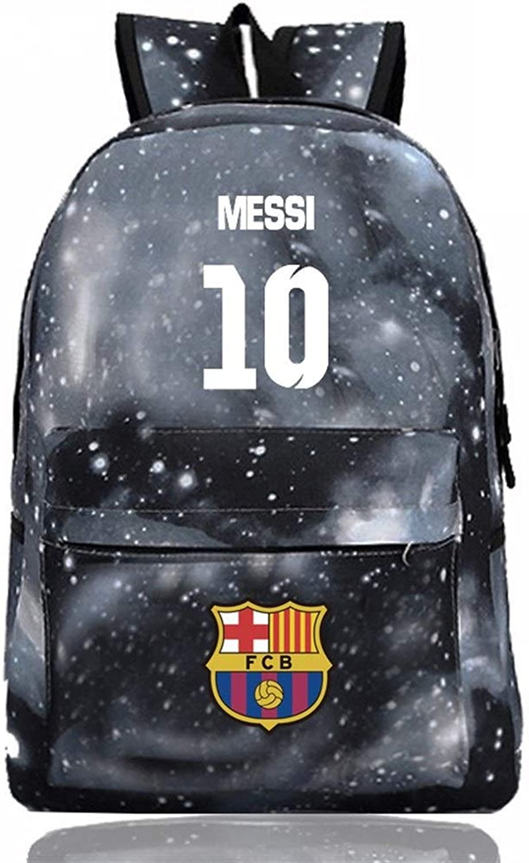 SHENGSHIHUIZHONG Backpack, Student Bag, Oxford Backpack, Wild Football Bag, Best Gift Zaino