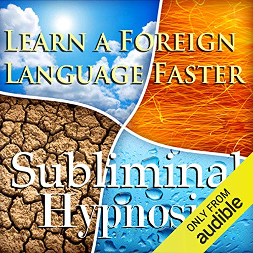 Learn a Foreign Language Faster Subliminal Affirmations Titelbild