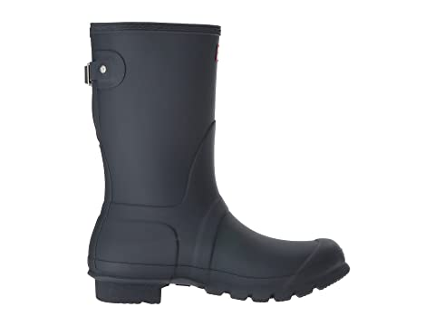 Short Adjustable Hunter Boots Back Original BlackHunter GreenNavy Rain qt45n4Hrwx