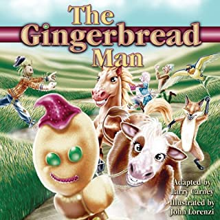 The Gingerbread Man [PC Treasures] cover art