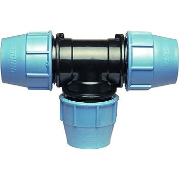 Robinet /à bille en MDPE 32 mm MUFF raccord de compression