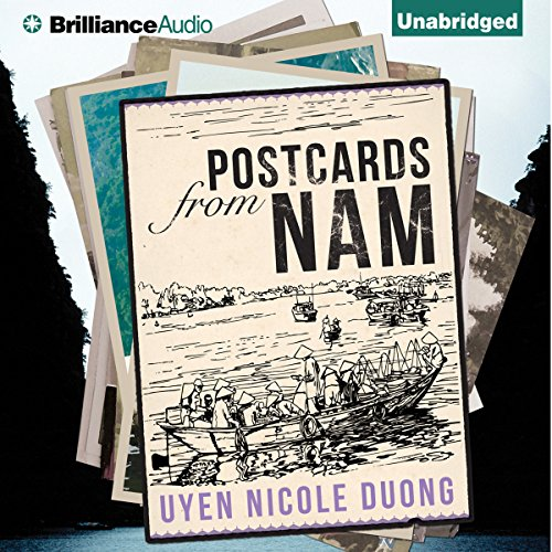 Postcards from Nam audiobook cover art