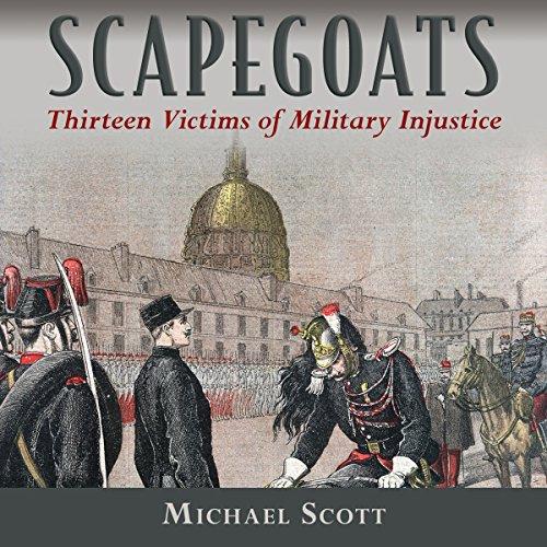 Scapegoats cover art