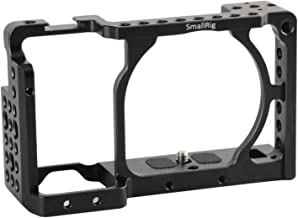SMALLRIG Camera Cage for Sony A6000 A6300 ILCE-6000 ILCE-6300 NEX7 with 1/4