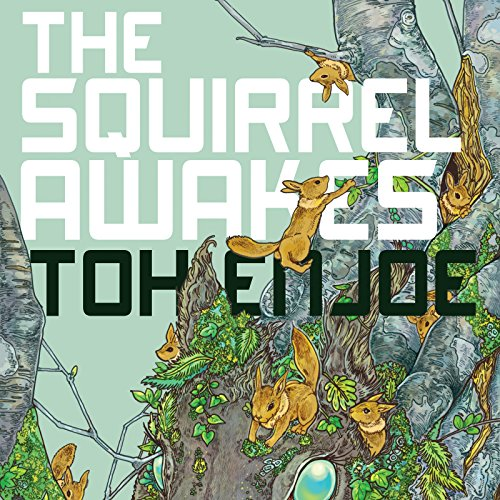 The Squirrel Awakes audiobook cover art