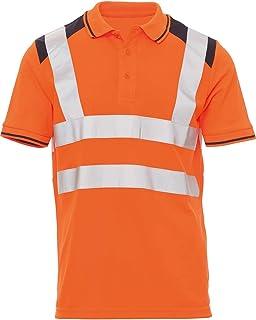SIOEN 3889A2MC2FC13XL Pulcini Hi-Vis Polo-Shirt 3XL Orange