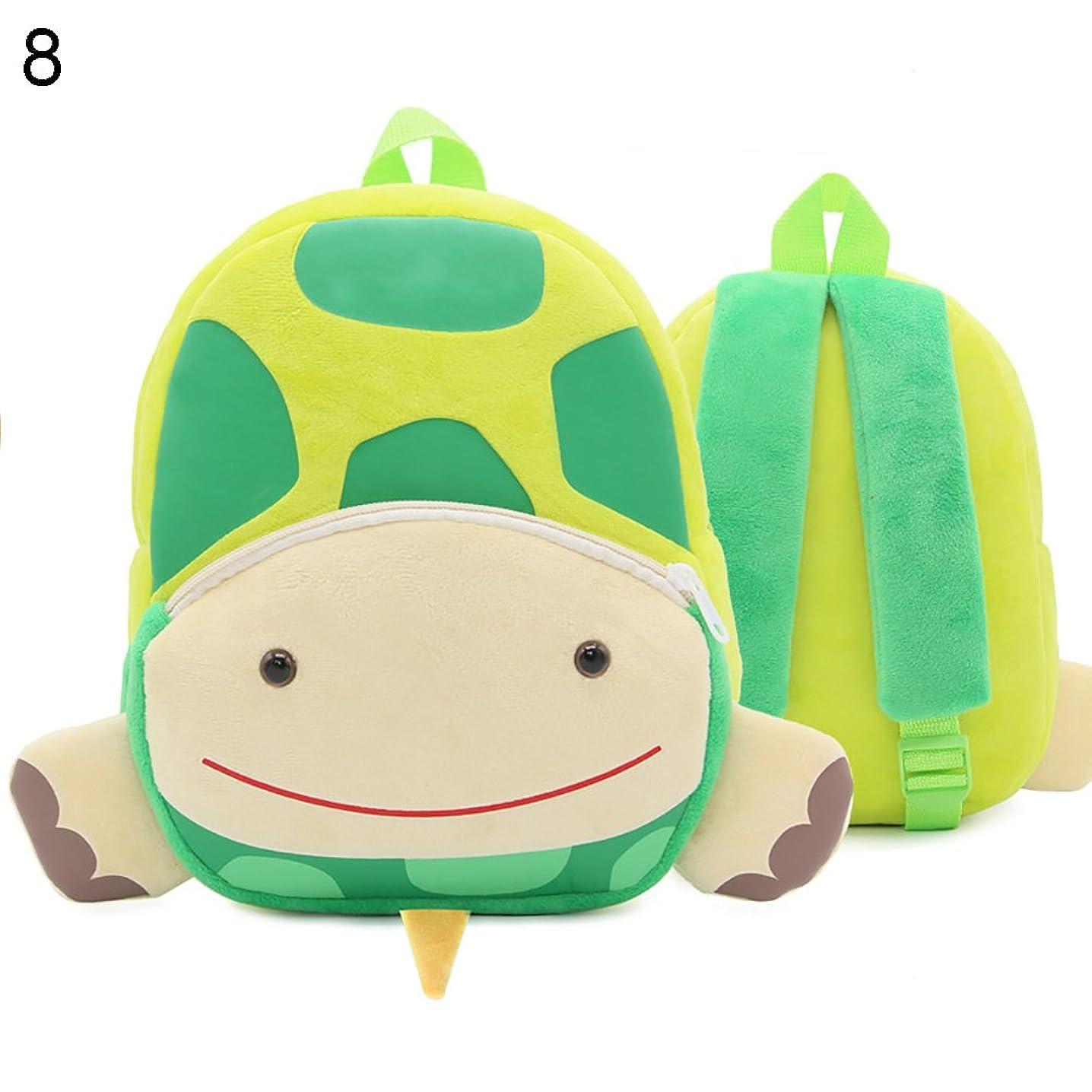 Backpacks&3D Cartoon Animal Plush Children Kids Girls Boys Backpack Kindergarten Schoolbag &for Daily School Gift
