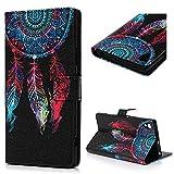 Lanveni Etui Sony Xperia XA1 Ultra,[Wallet S] Stand Feature Bookstyle Premium Housse...