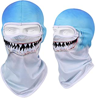 3D Animal Funny Balaclava Full Face Mask Neck Warmer for Cycling Motorcycle Skiing Outdoor Sports