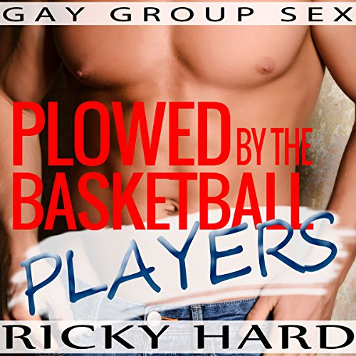 Gay Group Sex: Plowed by the Basketball Players Titelbild